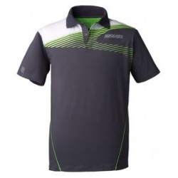 Donic Polo Shirt OrbitFlex Antracite - Top Ténis de Mesa