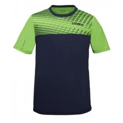 Donic T-Shirt Vertigo Lime Green- Top Ténis de Mesa