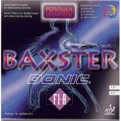 Borracha de picos curtos Donic Baxster F1-a