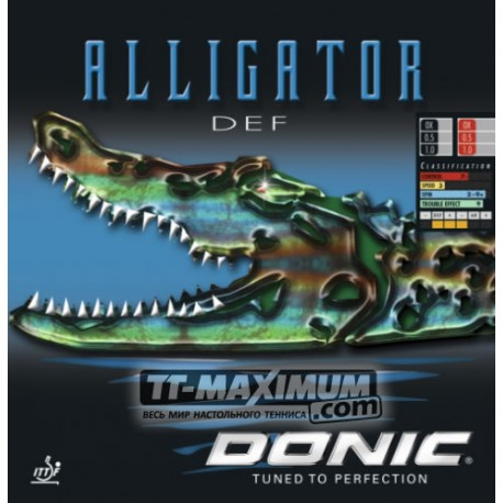 Pico de defesa Donic Alligator Def