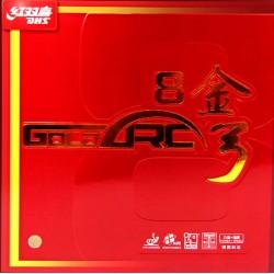 Comprar Borracha DHS Goldarc 8 50.0 graus