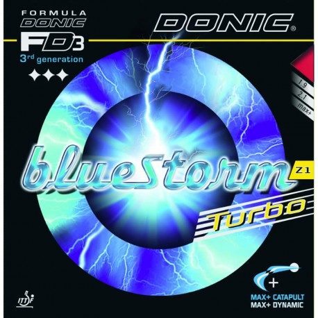 Borracha Donic Bluestorm Z1 Turbo