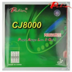 Borracha Palio CJ8000 - Top Ténis de Mesa