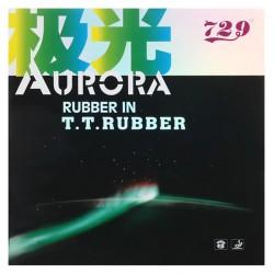 Capa da Borracha 729 Aurora - Top Ténis de Mesa