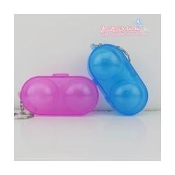 Porta Chaves com caixa para 2 bolas - Top Ténis de Mesa